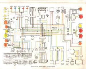 honda cb650 manual / electrical  cosky1.tripod.com